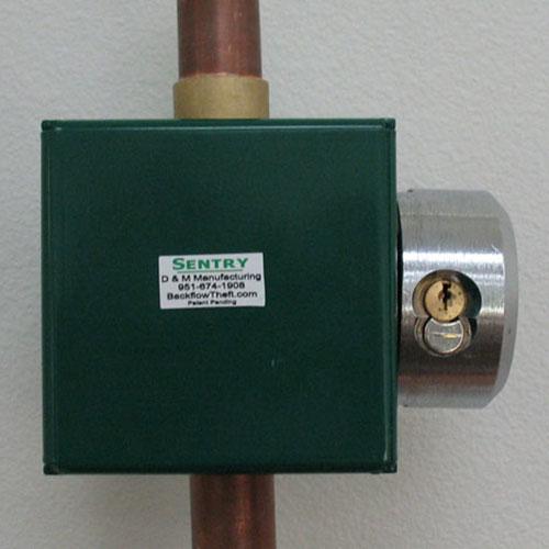 ball valve guard
